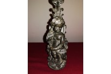 SOLD French Early 19th Century Small Putti cemetery piece